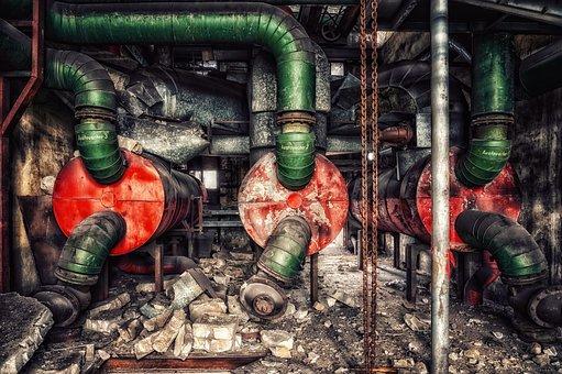 Keller, Heating, Boiler, Boiler House, Boiler Room