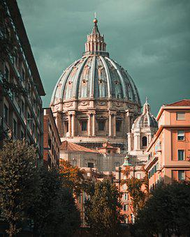 Rome, Italy, Architecture, Europe, City, Building