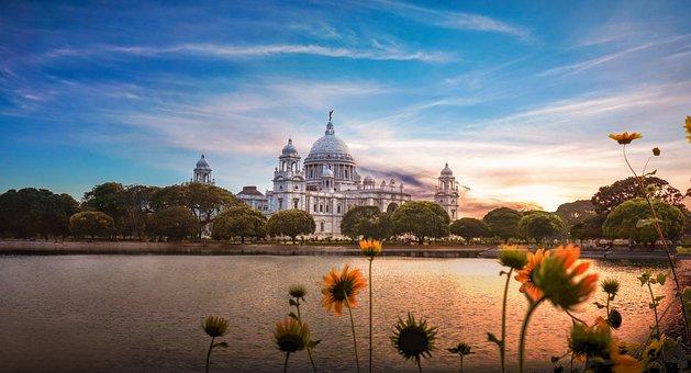Victoria, Landscape, Landscapes, City Of Joy, Kolkata