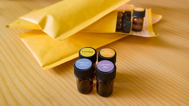 Lavender, Lemon, Peppermint, Wild Orange, Oil, Doterra