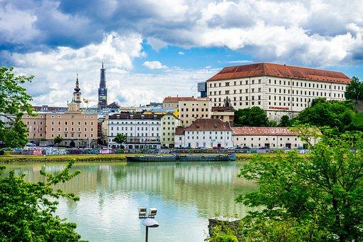 Linz, Danube, Linz On The Danube, Lentia