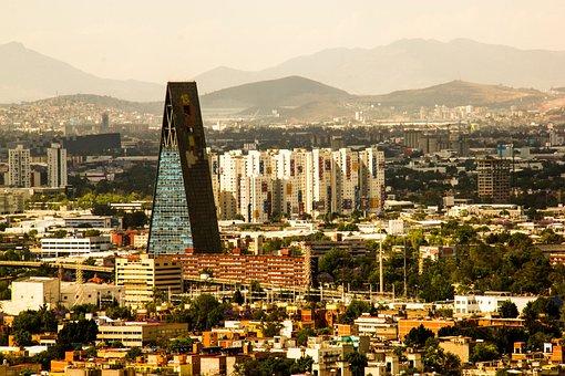 Mexico, Architecture, City, Tourism, Building, Culture
