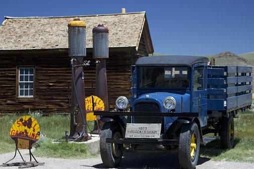 Bodie, Old Mining Town, Town, Old, California, Mining