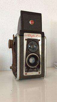 Camera, Vintage, Photography, Lens, Photo, Photographer