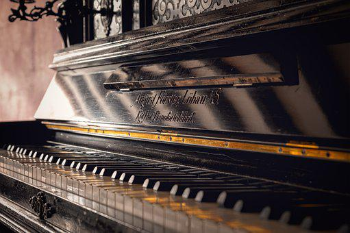 Piano, Keys, Musical Instrument, Piano Keyboard