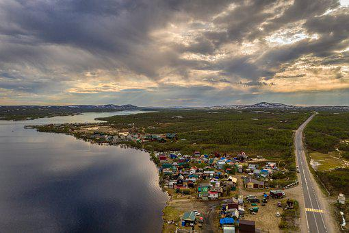 Murmansk Region, Murmansk, Russia