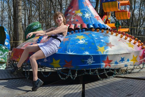 Attraction, Show, Traveling Circus, Amusement Park