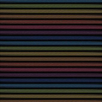 Digital Paper, Stripes, Rainbow Colors, Plaid
