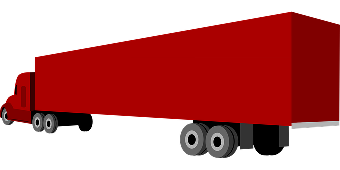 Trailer, Goods Traffic, Truck, Lorry, Transportation