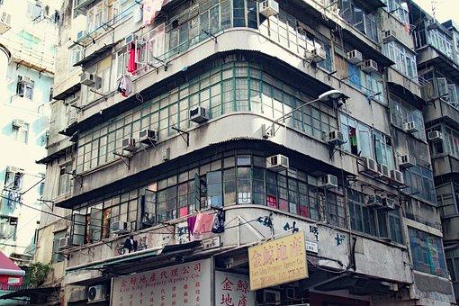 Hong Kong, Hk, Hongkong, City, Travel