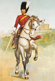 England, United Kingdom, London, Horse, Guard