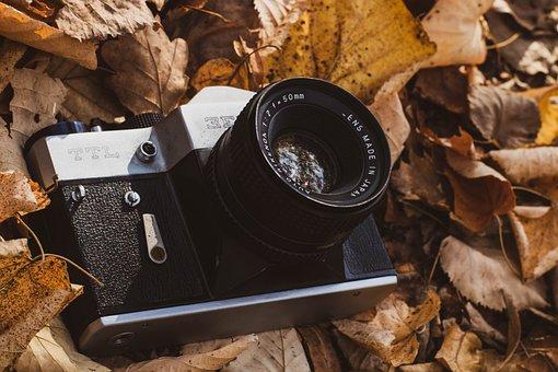 Zenit, Old, Camera, Vintage, Retro, Lens, Analog, Film