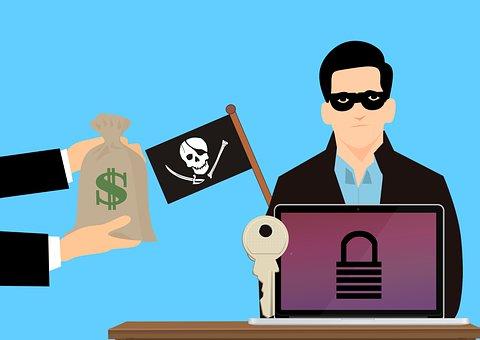 Ransomware, Cyber, Crime, Attack, Malware, Hacker