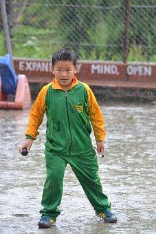Boy, School, Kid, Student, Child, Playing, Training