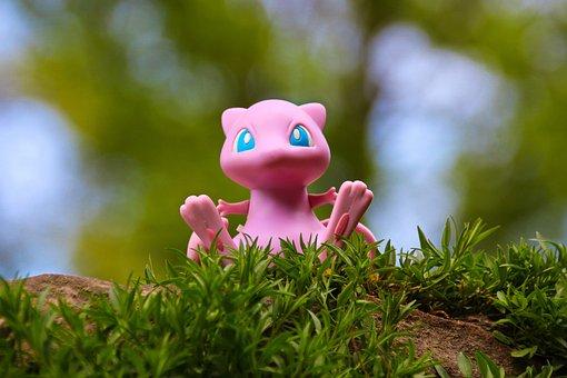 Pokemon, Toys, Play, Character, Nintendo, Cartoon, Cute