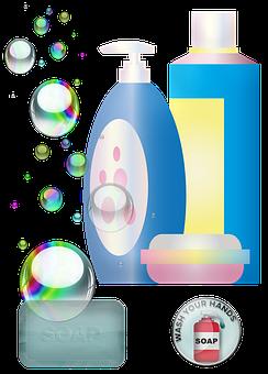 Soap, Wash Your Hands, Coronavirus, Bart, Imp