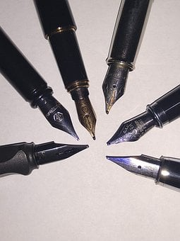 Nib, Pen, Ink, Writing, Handwriting, Office, Write
