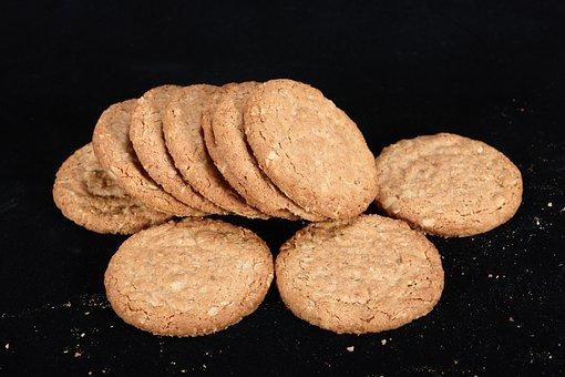 Cookies, Nuts, Taste, Sweet, Oil, The Dough, Home