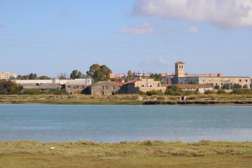 The Port Of Santa Maria, Landscapes, Heritage, Monument