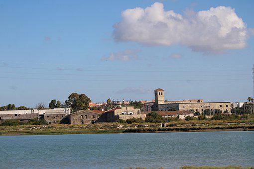 The Port Of Santa Maria, Heritage, Mill