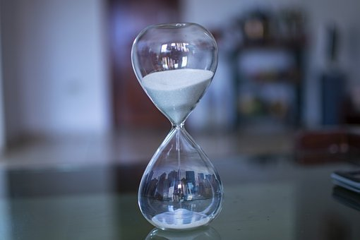 Hourglass, Clock, Old, Time, Minutes