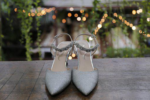 Wedding Day, Wedding Shoes, Anniversary