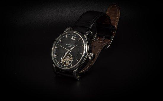 Wrist Watch, Mens, Automatic, Timepiece