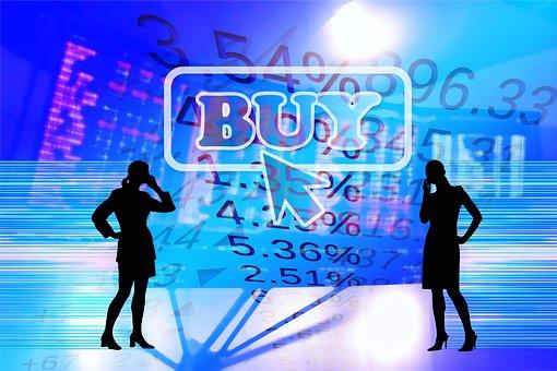 Stock Exchange Broker, Woman, An Investor, Stock Broker