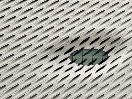 Broad Museum, Los Angeles, Broad Art Museum