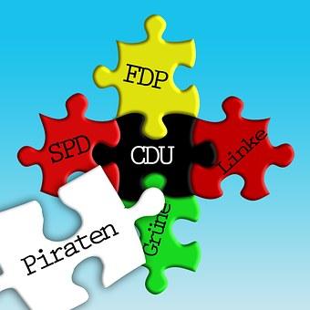 Vote, Ankreuzen, Auslese, Selection, Bundestagswahl