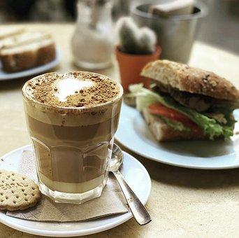 Café, Coffee, Breakfast, Desayuno, Bebida, Cafeína
