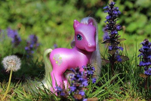 My Little Pony, Toys, Cute, Nature, Landscape, Children