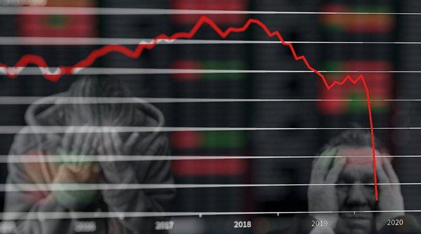 Recession, Economic Crisis, Economy, Stock Exchange