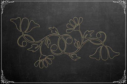 Flower, Flower Illustration, Flower Drawing