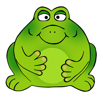 Frog, Fat, Fat Frog, Amphibian, Toad, Creature, Animal