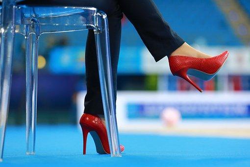 Shoes, Redhead, Woman, Heel, Fashion, Girl, Legs, Heels