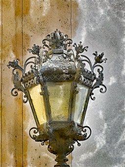 Lantern, Light Source, Lighting Fixtures, Lamp