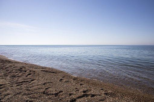Marine, Beach, Background, Beautiful, Landscape, Nature