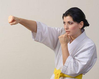 Karate, Kick, Sport, Judo, Sports, Fight, Fist, Combat