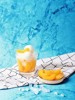 Icecream, Food, Fresh, Fruit, Cool, Sugar, Homemade