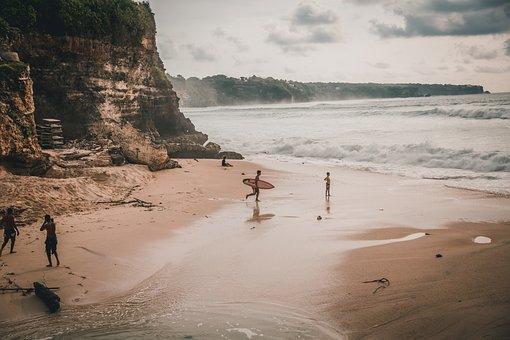 Bali, Uluwatu, Surfing, Indonesia, Travel, Tradition