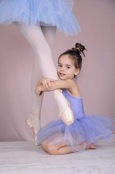 Child, Ballet, Girl, Ballerina, Dance, Tutu, Balance