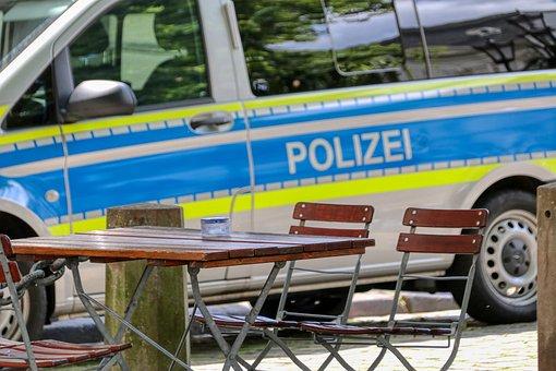 Police, Beer Garden, Use, Security, Regulation