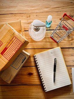 Work, Notebook, Computer, Laptop, Office, Business