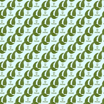 Mermaid Digital Paper, Background, Pattern, Paper