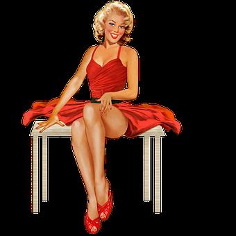 Pin Ups, Retro Women, Vintage, Retro, Pin-up, Fashion