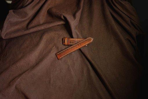 Wallet, Handmade Leather, Watch Strap, Veg Tan