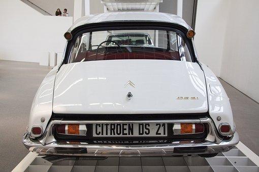 Ds 21, Automotive, Citroën, 1955-1975, All Four Wheels