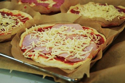 Pizza, Bake Pizza, Bake Your Own, Preparation, Bake