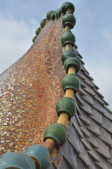 Barcelona, Fun, Casa Batlo, Architecture